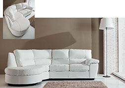 Divano Angolare Ecopelle Bianco.Www Arreditu Com Arredamenti Completi Scontati Vendita Mobili